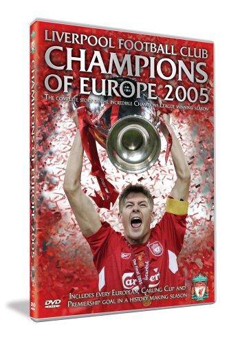 Liverpool FC: End Of Season Review 2004/2005