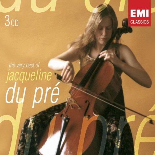 The Very Best of Jacqueline Du Pre By Jacqueline Du Pré