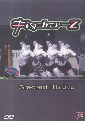 Fischer Z - Fischer-Z - Fischer - Z - Greatest Hits Live