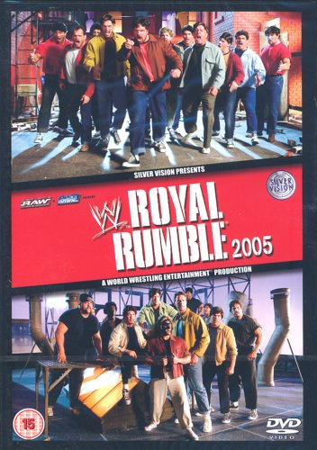 WWE - WWE Royal Rumble 2005