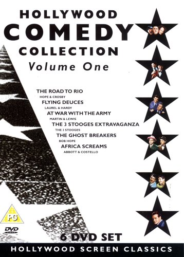 Hollywood Comedy Collection - Vol. 1