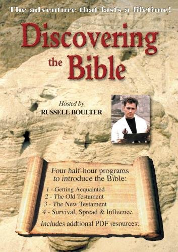 Boulter, Russell - Discovering the Bible