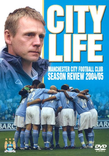 Manchester City: End of Season Review 2004/2005