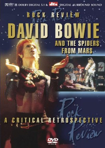 David Bowie And The Spiders From Mars - Rock Review