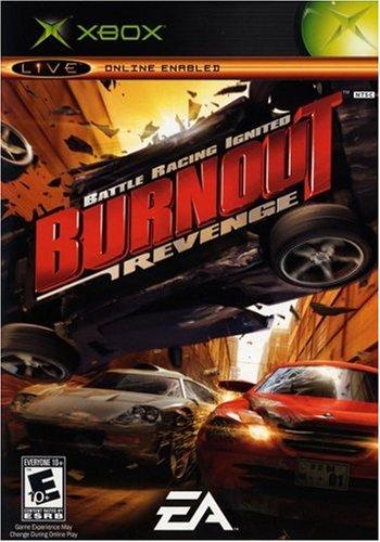 Burnout Revenge / Game