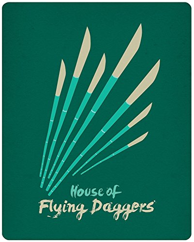 House of Flying Daggers - Limited Edition packaging (Exclusive to Amazon.co.uk)