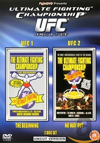 Ultimate Fighting Championship: 1 and 2