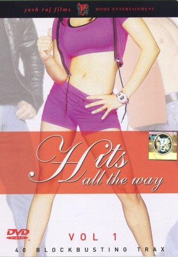 Hits-All-the-Way-Volume-1-DVD-CD-CCVG-FREE-Shipping