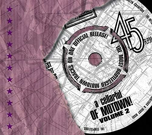 Various Artists - Cellarful of Motown Vol 2
