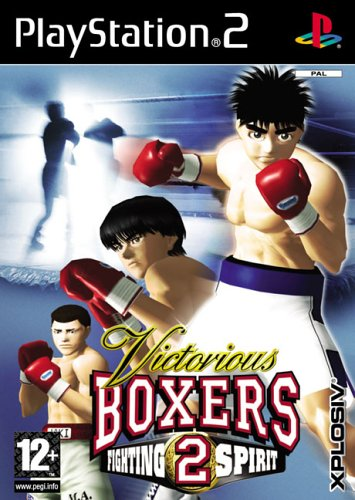 Victorious Boxers 2 (PS2)