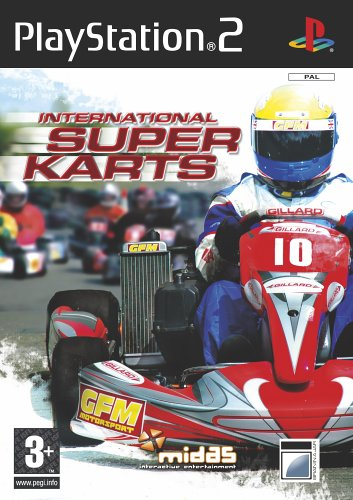 International Super Karts (PS2)