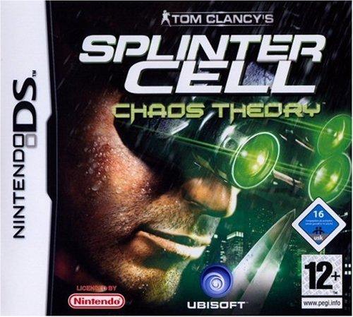 Tom Clancy's Splinter Cell: Chaos Theory (NintendoDS)