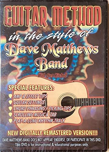 Guitar Method: Dave Matthews Band