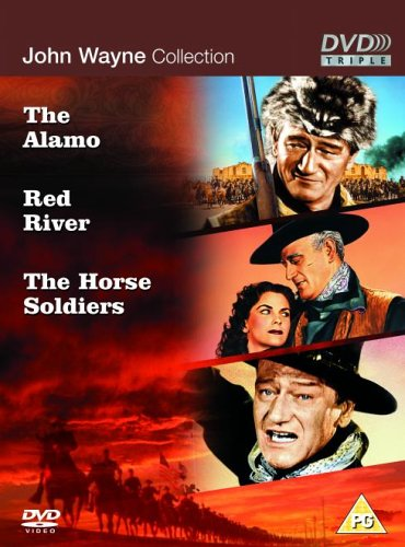 The Alamo/The Horse Soldiers/Red River