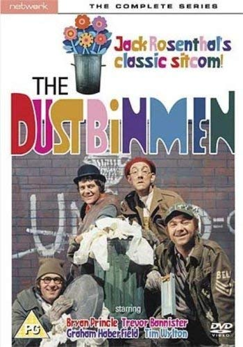 The Dustbinmen - All Three Complete Series