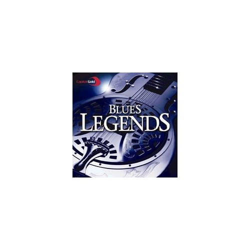 Various Artists - Blues Legends By Various Artists