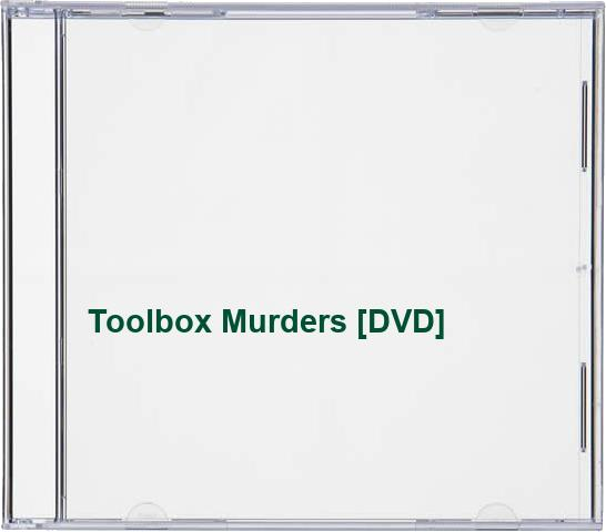 The-Toolbox-Murders-DVD-CD-JUVG-FREE-Shipping
