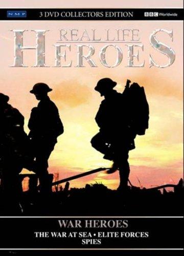 Real Life Heroes - Real Life Heroes: War Heroes - The War At Sea/Elite Forces/Spies