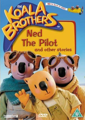 The Koala Brothers: Ned The Pilot And Other Stories