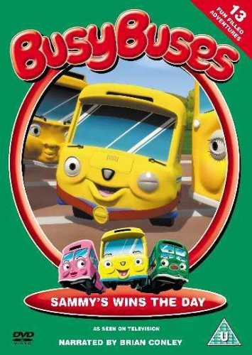 Busy Buses: Sammy Wins The Day