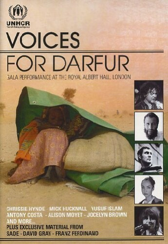 Various - Voices For Darfur