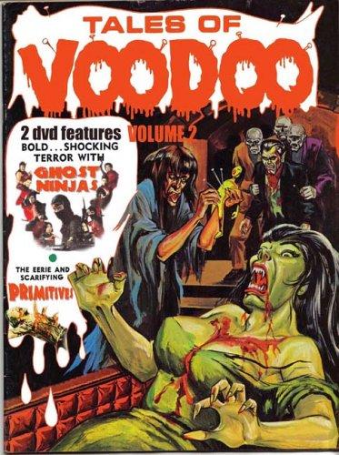 Tales-of-Voodoo-2-Ghost-Ninja-amp-Primitives-DVD-Region-1-US-I-CD-HQVG