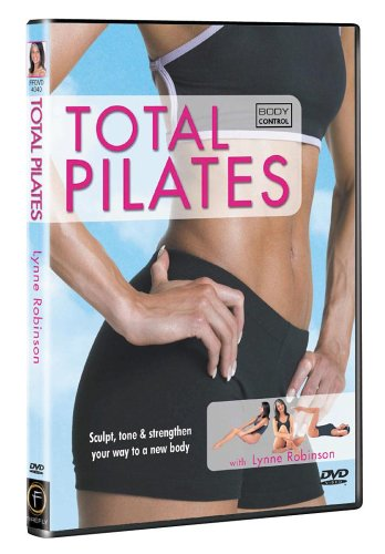 Total Pilates With Lynne Robinson