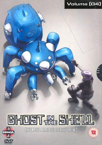 Ghost in the Shell: Stand Alone Complex - Ghost In The Shell - Stand Alone Complex - Vol. 4