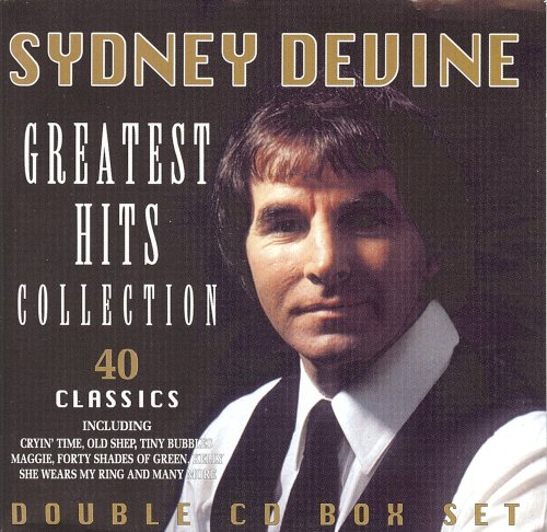 Sydney Devine - Greatest Hits Collection, 40 Classics By Sydney Devine