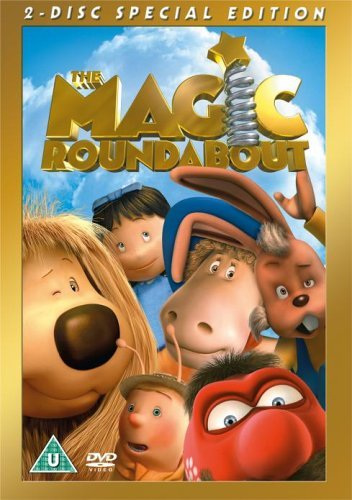The Magic Roundabout - Two Disc Box Set