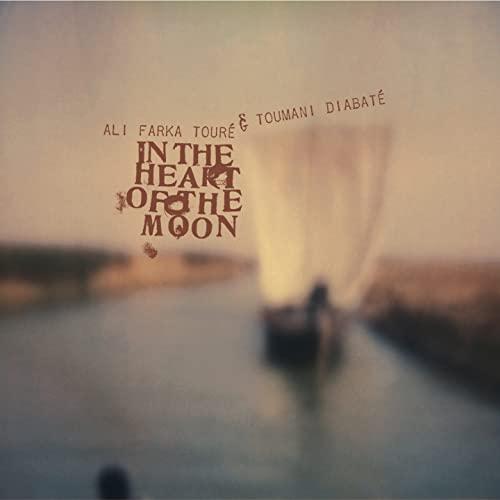 Toumani Diabate - In the Heart of the Moon By Toumani Diabate