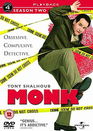 Monk - Season 2 - Complete