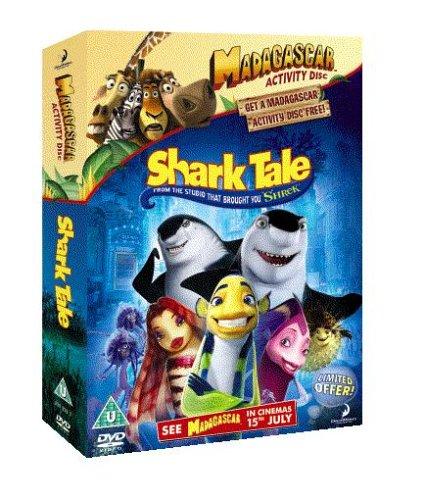 Shark Tale / Madagascar Activity Disc