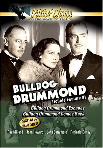 Bulldog Drummond - Double Feature #1