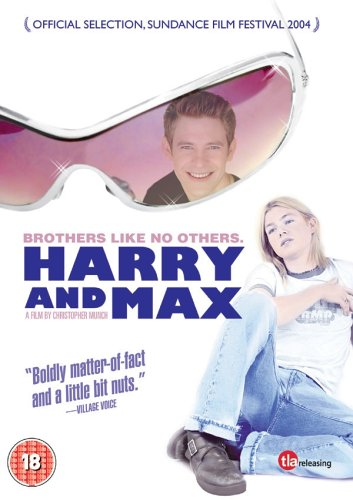 Harry-And-Max-2003-DVD-CD-94VG-FREE-Shipping