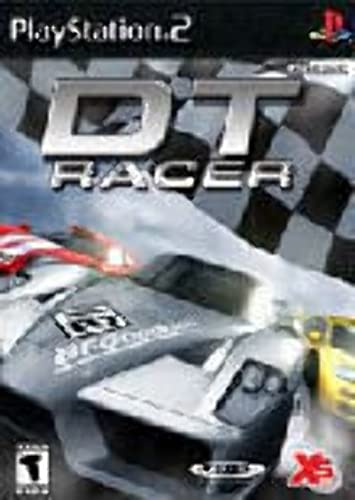 Ps2 - Dt Racer / Game