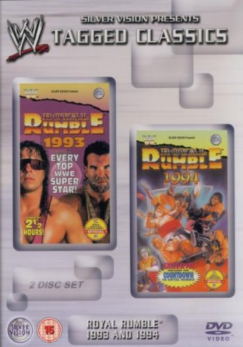Wwe - WWE - Royal Rumble 1993/94