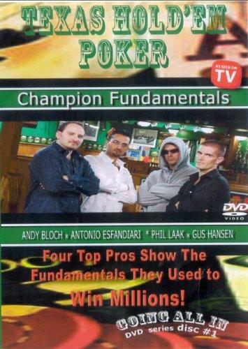 Champion Fundamentals - Texas Hold Em Poker - Vol. 1 - Champion Fundamentals