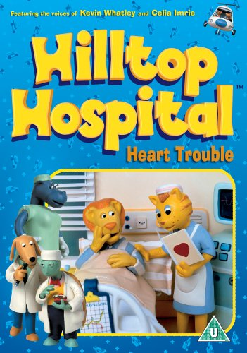 Hilltop-Hospital-Heart-Trouble-DVD-CD-AIVG-FREE-Shipping