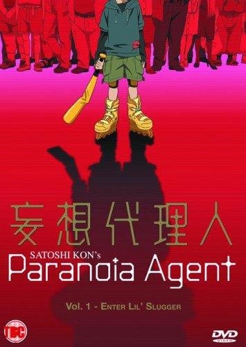 Paranoia-Agent-Volume-1-Enter-Lil-039-Slugger-DVD-CD-CGVG-FREE-Shipping