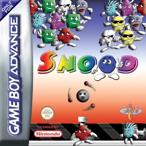 Snoods On Vacation (GBA)