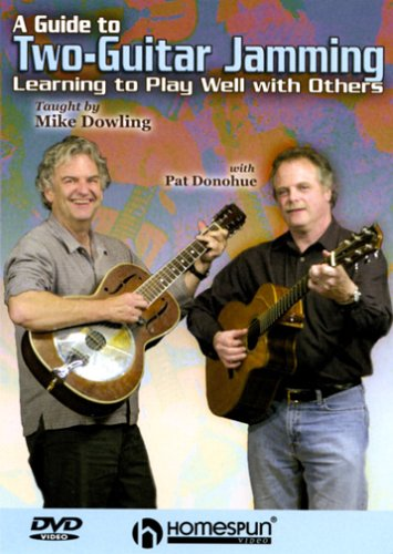 Donohue, Pat - Guide To Two-Guitar Jamming