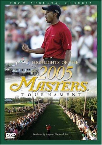 2005 Masters Tournament - Augusta Masters 2005