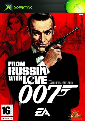 James Bond: From Russia With Love (Xbox)