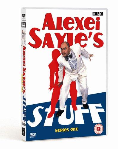 Alexei Sayle's Stuff - Series 1