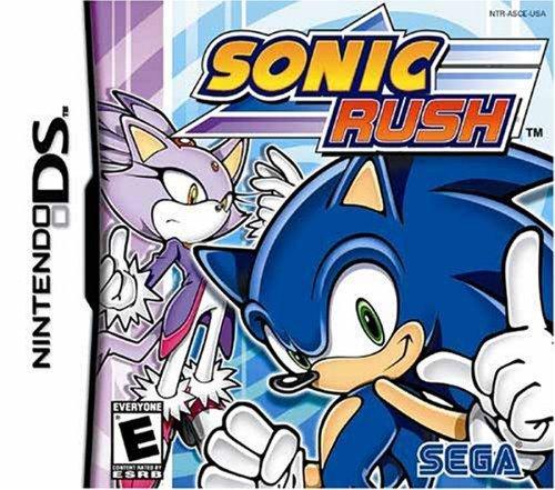 Nintendo Ds - Sonic Rush / Game