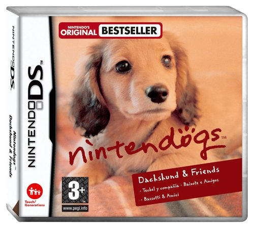 Nintendogs - Nintendogs Miniature Dachshund & Friends (Nintendo DS)
