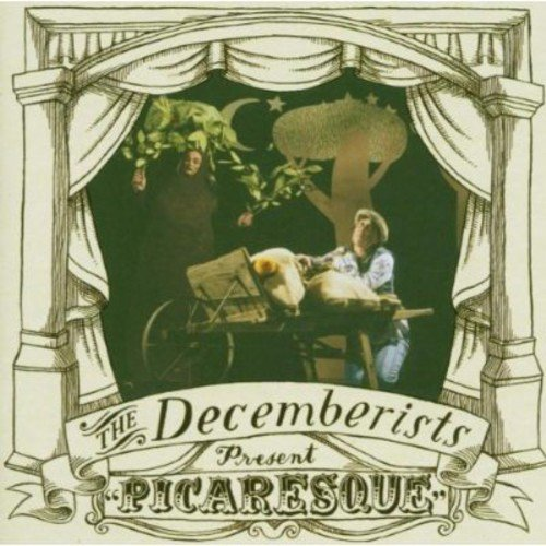 Decemberists Picaresque By Decemberists Live Used