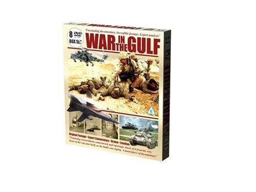 Artist Not Provided - War In The Gulf 8 DVD Box Set  All Region Code:0