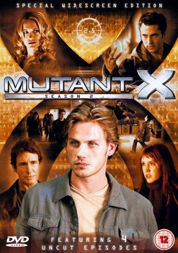 Mutant X: Season 2 - Volume 5
